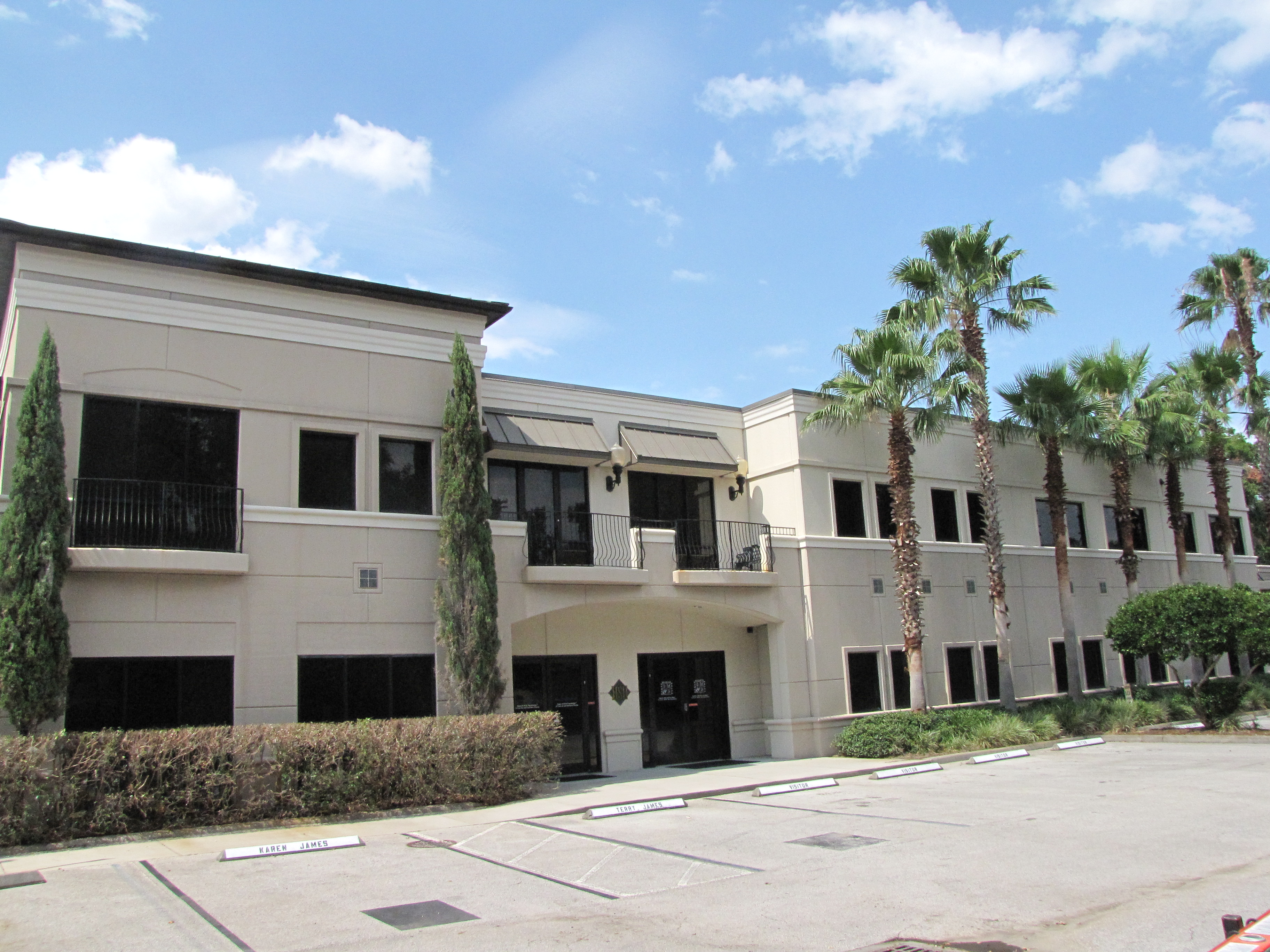Commercial Building Pressure Washing Orlando Central
