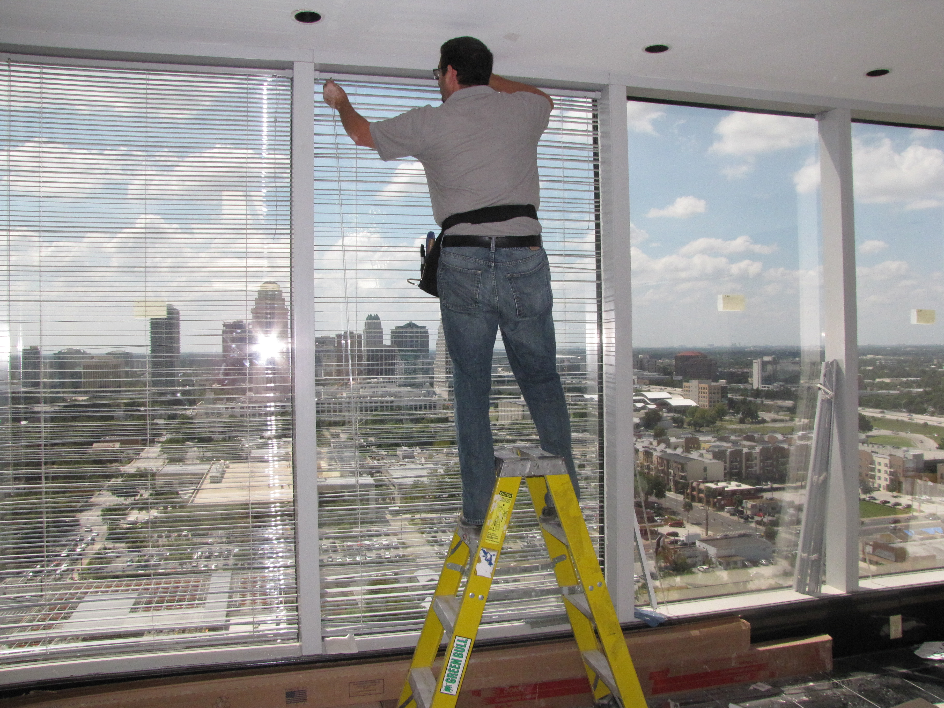 Commercial Blind Cleaning Wash Rite Orlando S Premier