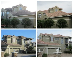 Orlando - Windermere area Roof Cleaning