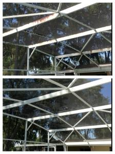 Screen Enclosure Cleaning / Lanai / Patio / Orlando