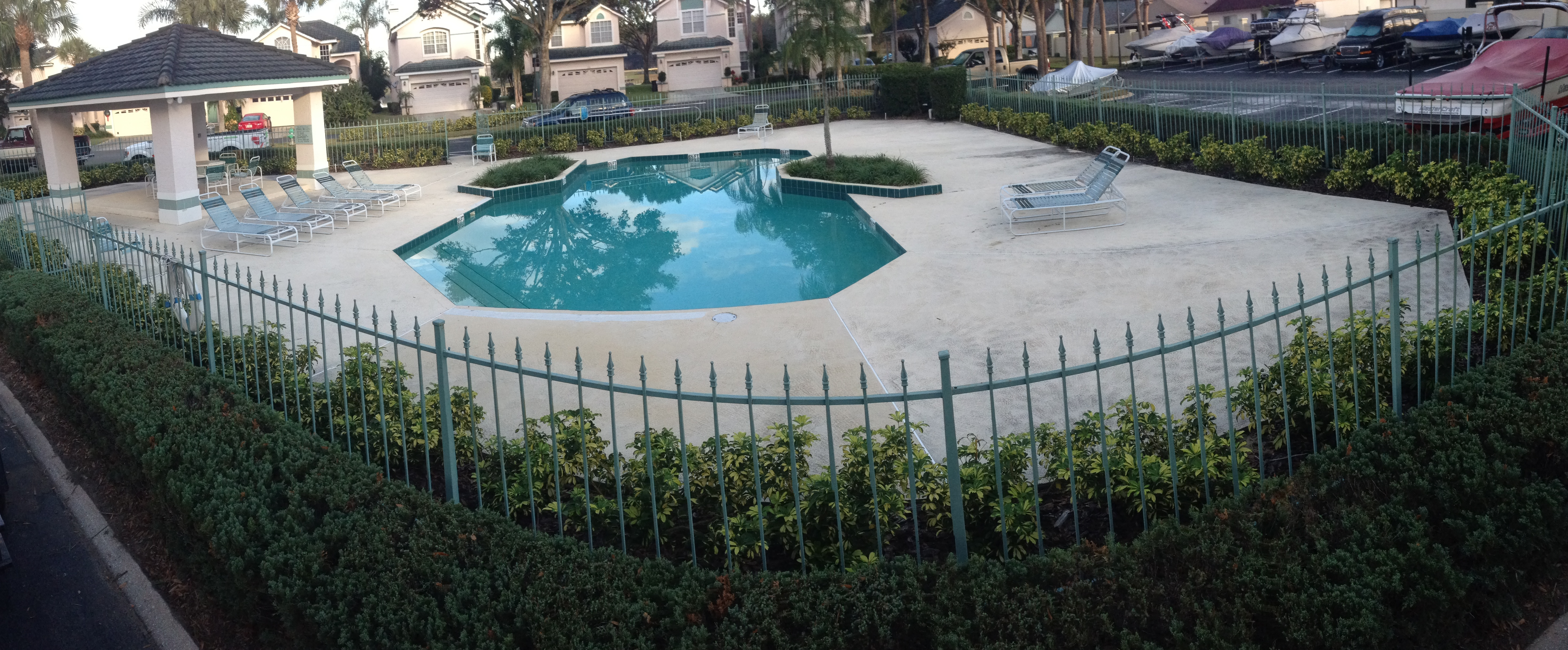 Common Area Pressure Washing For H O A S In The Orlando