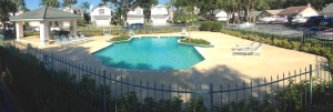 Community Pool area Cleaning Orlando,