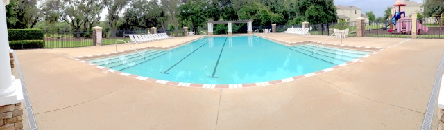 Community Pool area Cleaning and Pressure Washing Orlando, FL