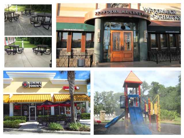Cleaning and disinfecting some public common areas Orland, FL