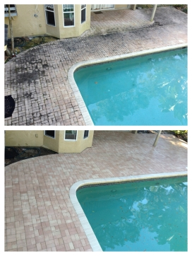 Brick Paver Washing Orlando