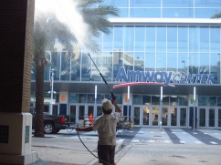 Commercial Power Washing Orlando