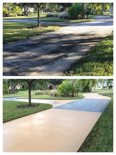 Driveway Pressure Cleaning Winter Park, FL