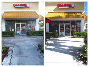 Shopping Center Cleaning Orlando