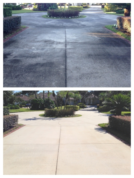Driveway cleaning and Pressure washing Orlando, Winter Park, FL