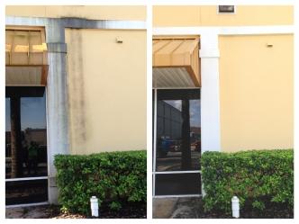 Storefront pressure Cleaning Orlando, FL