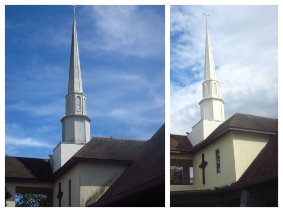 Church Steeple Cleaning Orlando