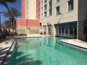 Commercial Pool deck cleaning Orlando