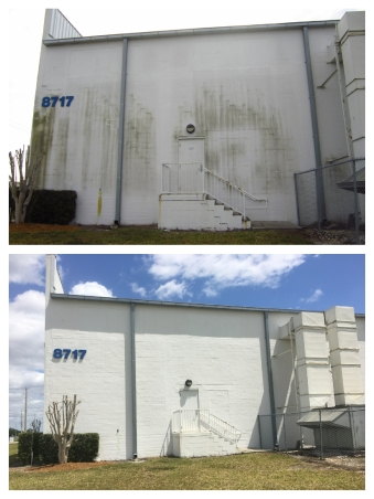 Industrial Pressure Washing Orlando