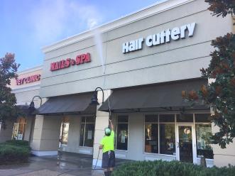 Retail Pressure washing Orlando