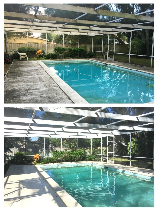 Screen Enclosure Cleaning Orlando, Windermere