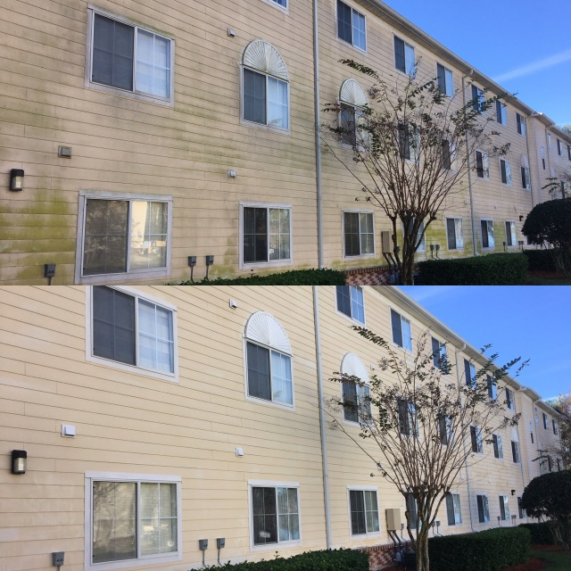 Apartment Pressure Washing Orlando