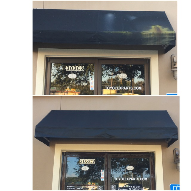Awning Cleaning Orlando