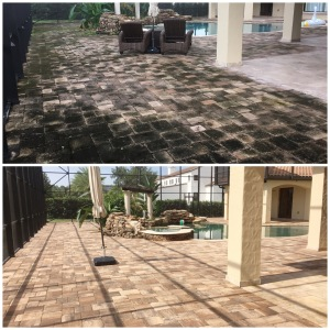 Paver Cleaning Orlando by Wash Rite of Orlando