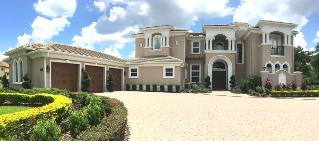 Wash Rite pressure washing of Orlando